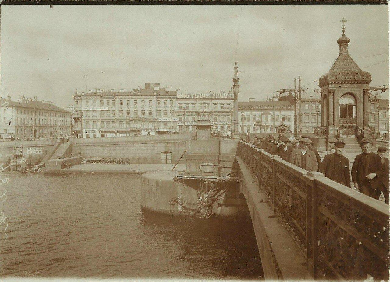 Часовня на Николаевском мосту