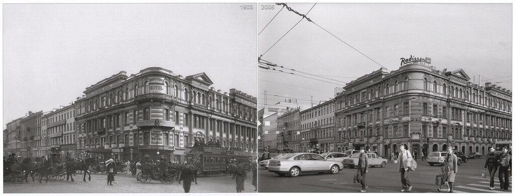 Невский проспект д.49 (1903-2006)