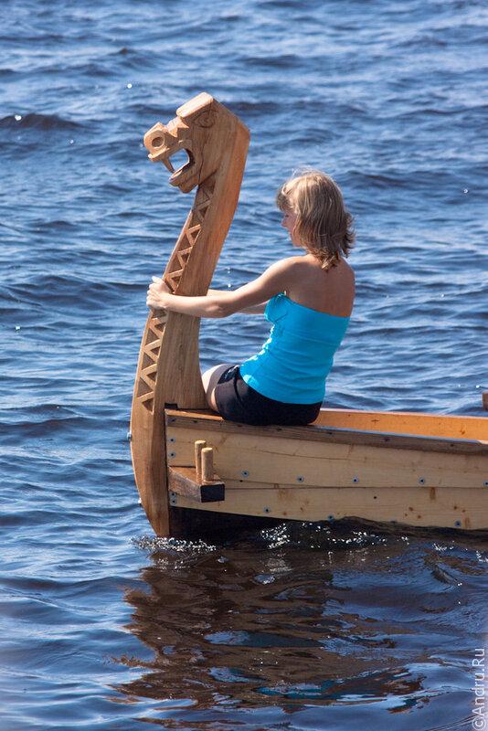 День лодки в Усть-Кубенском