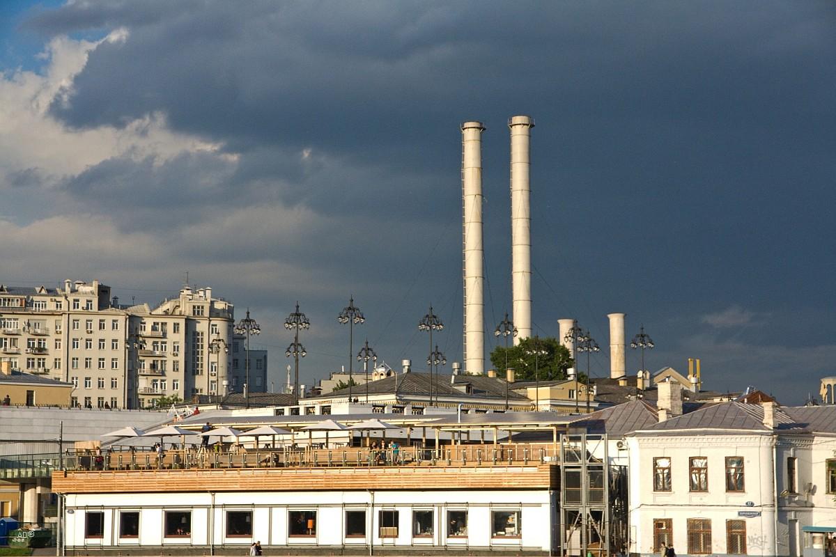 ГЭС № 2 ОАО «Мосэнерго» («Филиал ГЭС-1»)