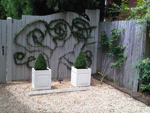 Оригинальные идеи для сада своими руками - Всё о фигуре здесь