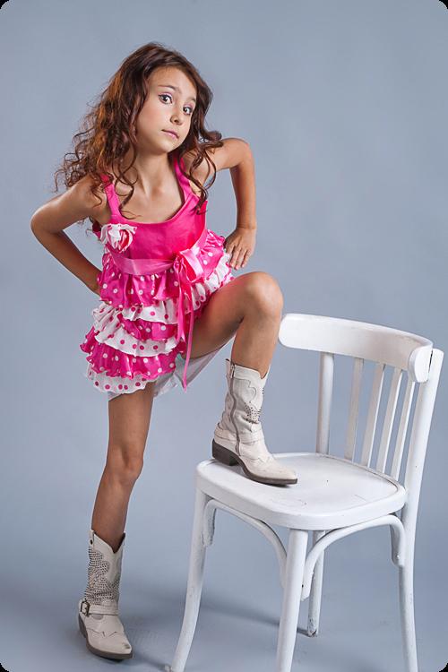 юные модели-девочки фото