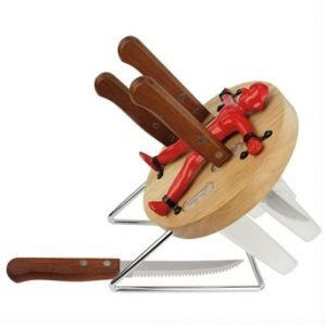 подставка для ножей - для маньяков :))