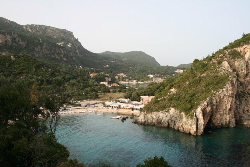 Корфу, Палеокастрица
