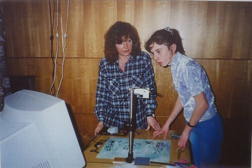 Школа анимационного искусства 1998