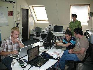 Занятия Школы АСУЗ в Казани