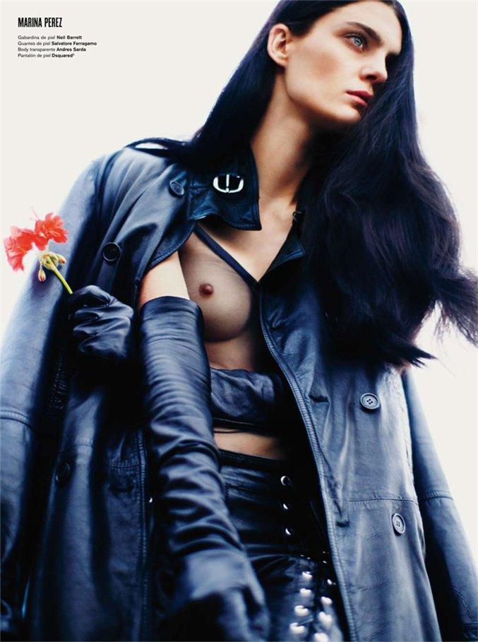 Spanish Models by Txema Yeste - Marina Pérez