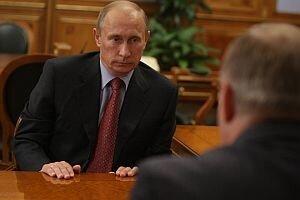 Владимир Путин обсудил состояние бухты Золотой Рог с главой Росприроднадзора