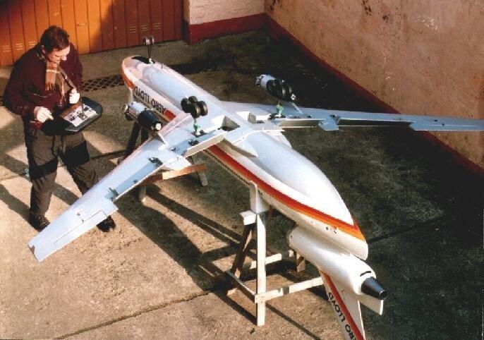 Копии моделей самолётов своими руками