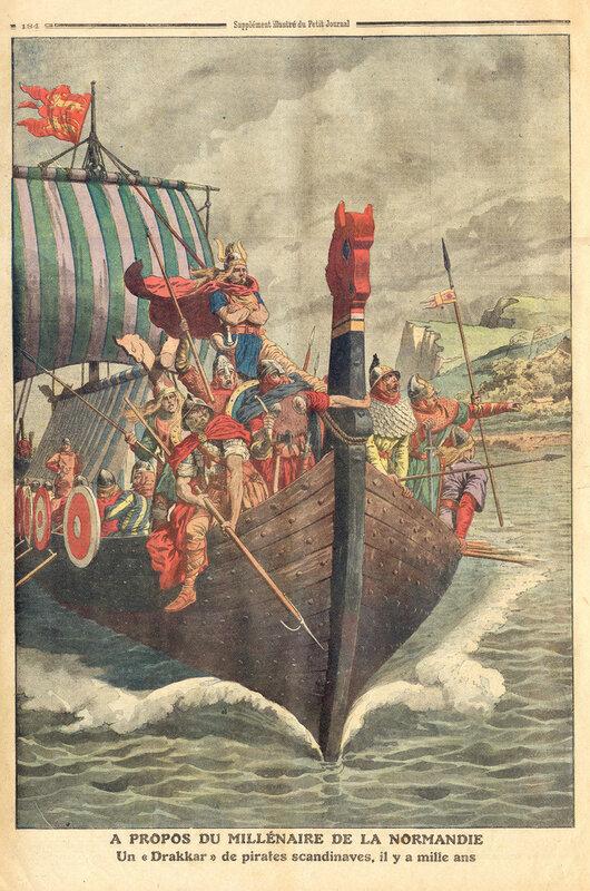 ежедневная парижская газета «Le Petit Journal»