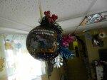 """Гончарик Валерия (рук. Барабашук Наталья Сергеева) - """"Рождественский шар"""""""