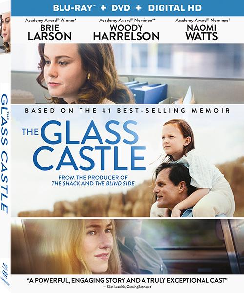 Стеклянный замок / The Glass Castle (2017/BDRip/HDRip)