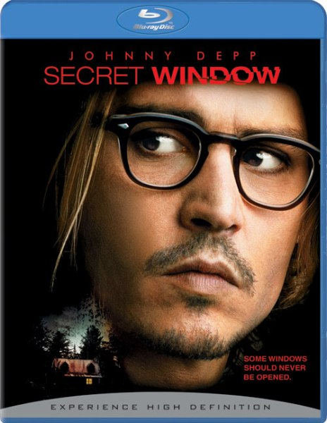 Тайное окно / Secret Window (2004/BDRip/HDRip)