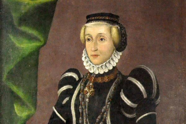 Anna Neumann von Wasserleonburg jung
