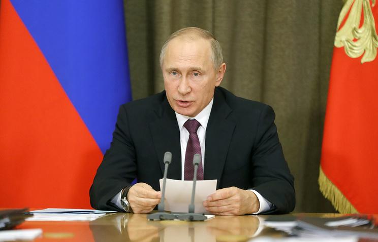 Владимир Путин сообщил, что почти 98% территории Сирии находится под контролем правительственных войск