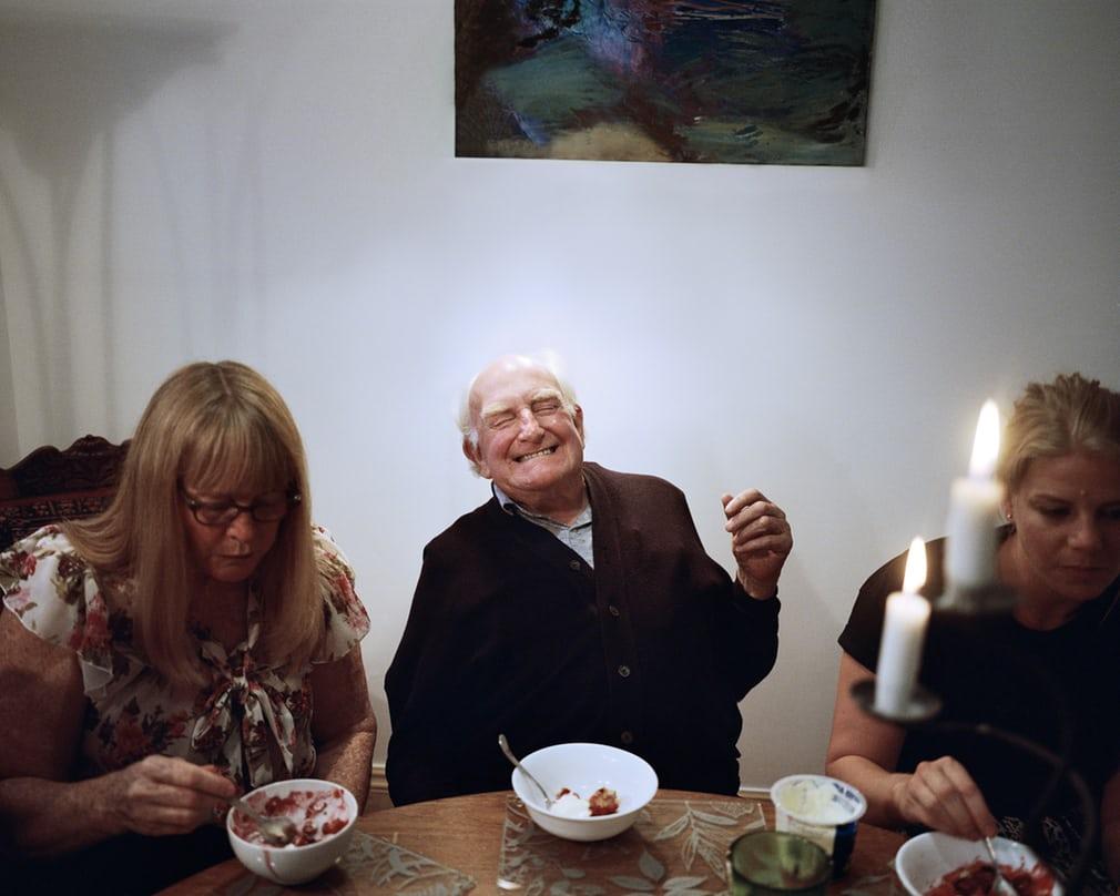 Вместе: британские семьи за едой
