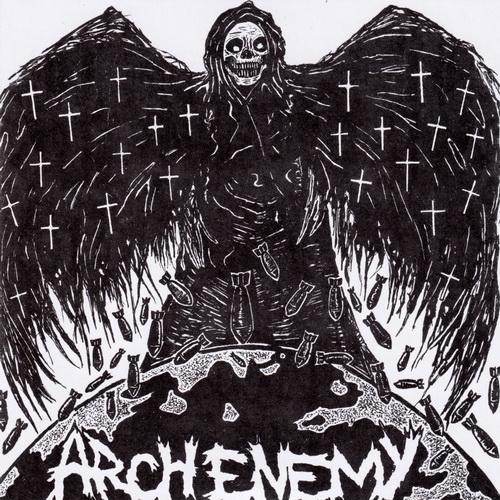 Arch Enemy - 2018 - Rapunk [Trooper Entertainment, QATE-10104, Japan]