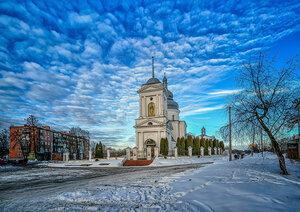 Нежин,Покровская церковь
