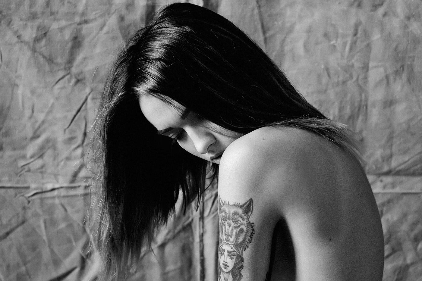 Daiana / фото Adolfo Valente
