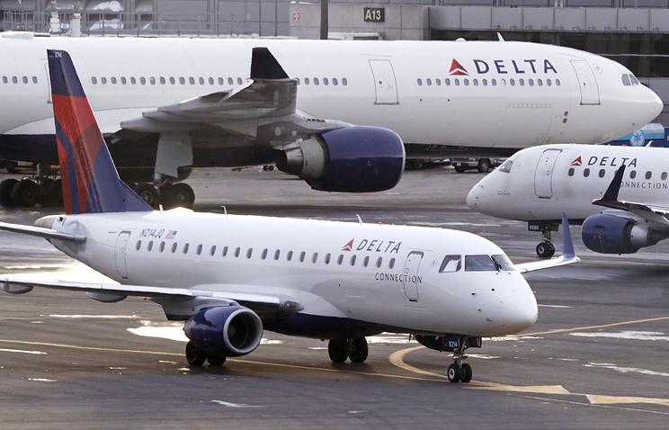 Американская авиакомпания отказалась отпрямых рейсов в Россию