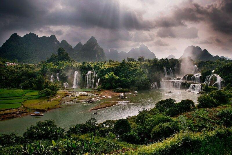 0 179a1e 6af7ab34 XL - Рай на земле - красивейшие уголки света