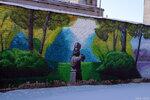 Граффити на Сестрорецком Хлебозаводе