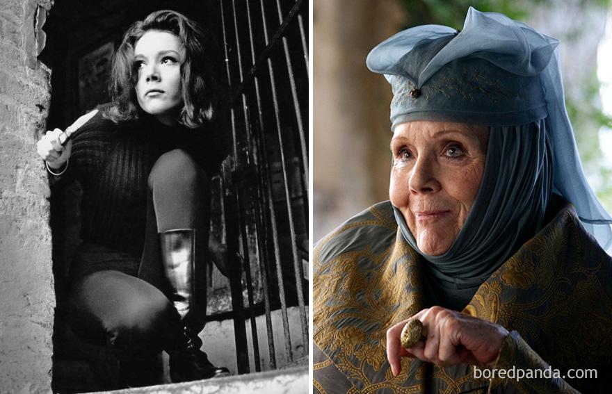 Как выглядели актеры Игры престолов в молодости (22 фото)