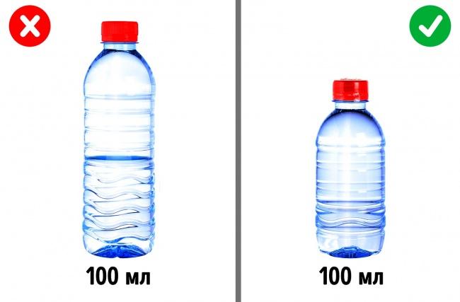 © depositphotos     Вам разрешат пронести ссобой всалон 1литр воды, сока, алкоголя или