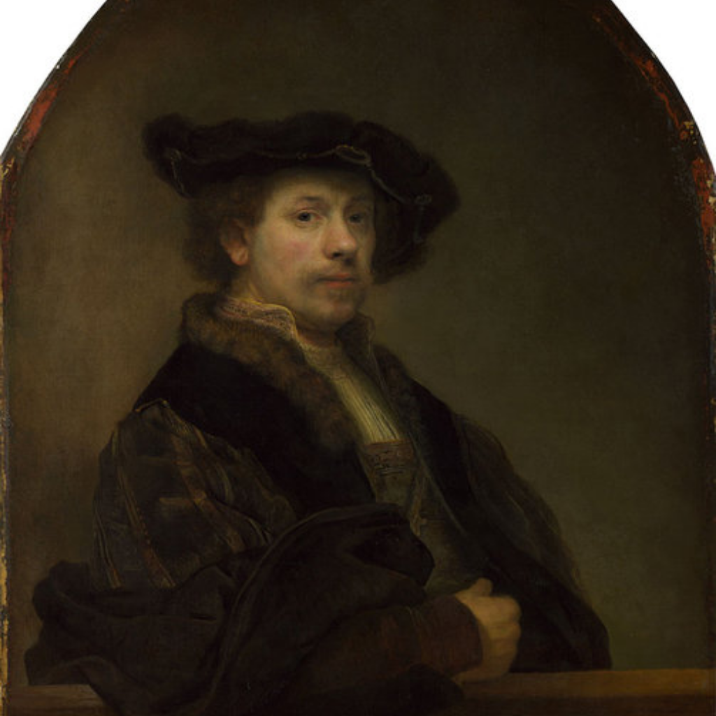 Написан в 1640 году, в зените славы, когда знатные богатые голландцы буквально заваливали художника