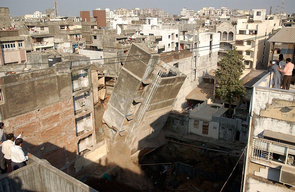 Соревнования для инвалидов в Мумбаи, Индия, 15 января 2012. (Фото Rajanish Kakade | AP):