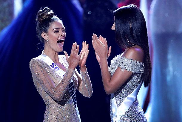 Нель-Питерс обошла всех конкуренток…   И получила корону Мисс Вселенной. Недавн