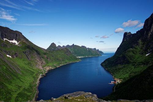 Фото отзыв. Норвегия. Senja.