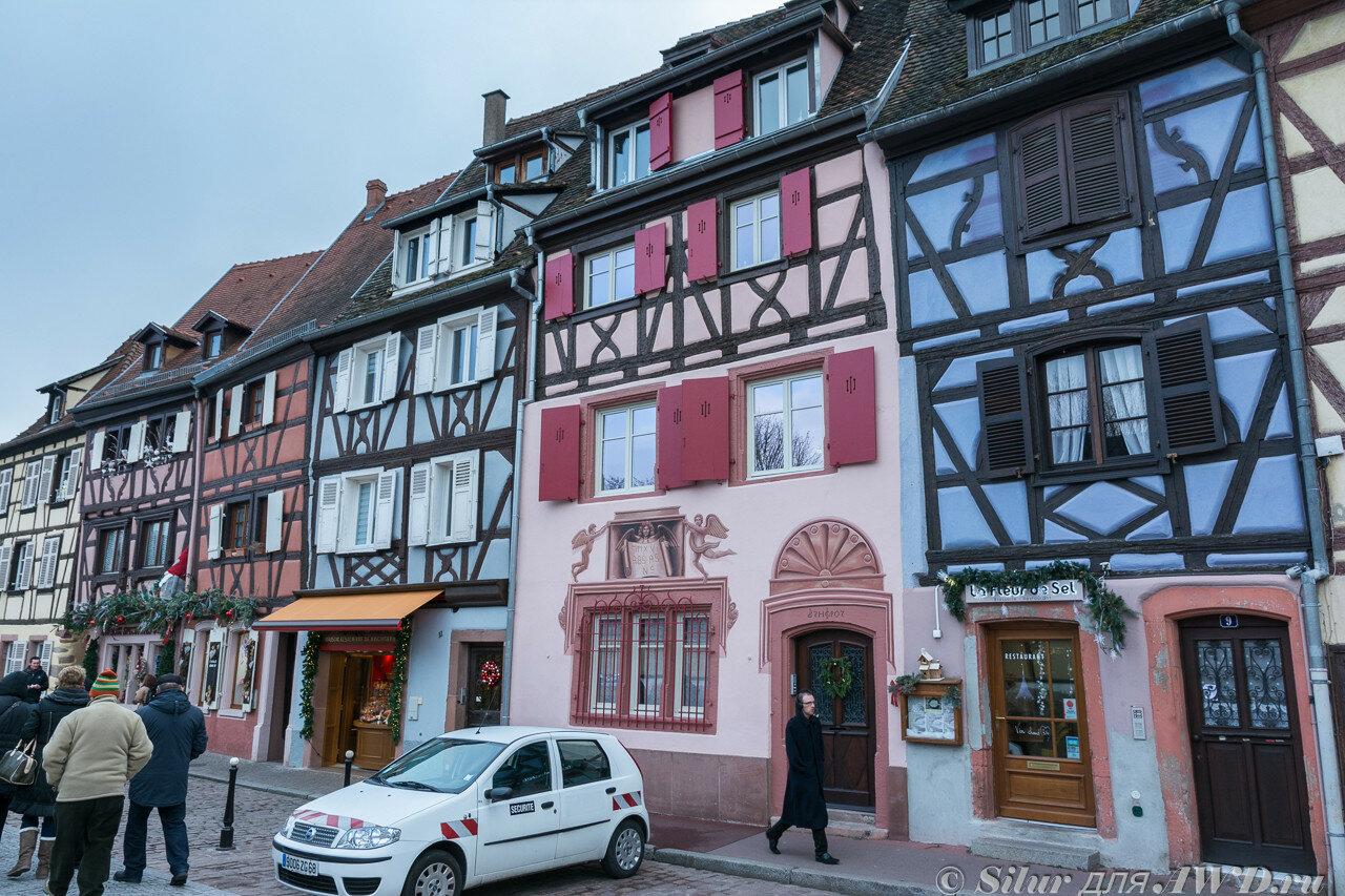 Магия Рождества в Эльзасе (Страсбург, Кольмар, Мюлуз)
