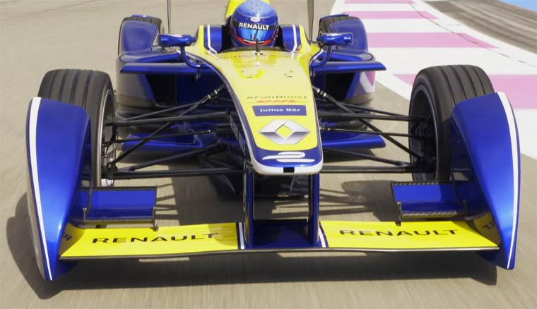 e-Generation – When motorsports are switching for electric with Formula E (7 pics)