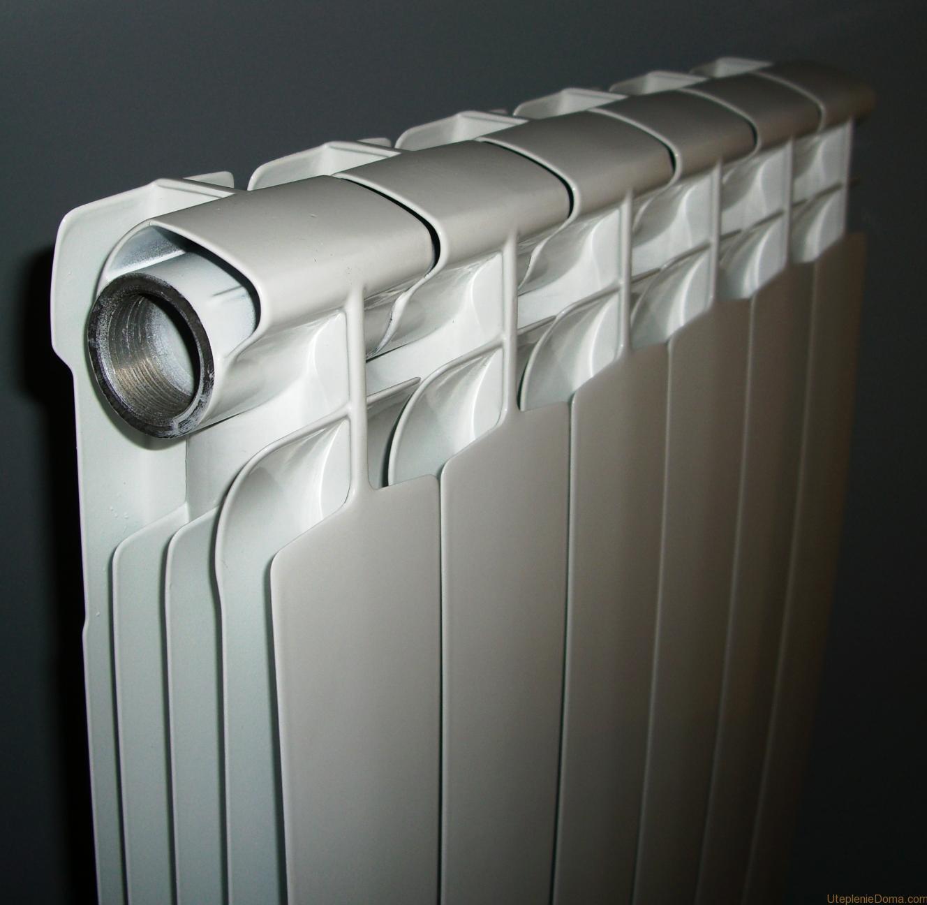 Биметаллические радиаторы в Челябинске