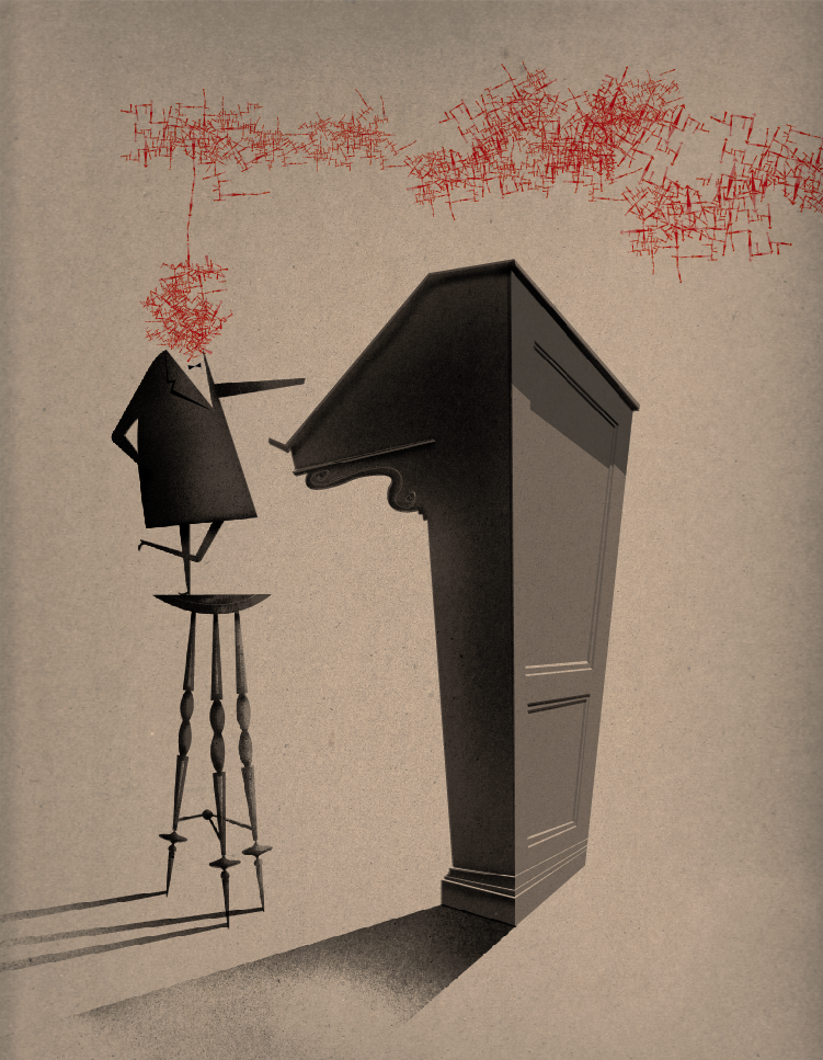 Illustrator - Pascal Blanchet