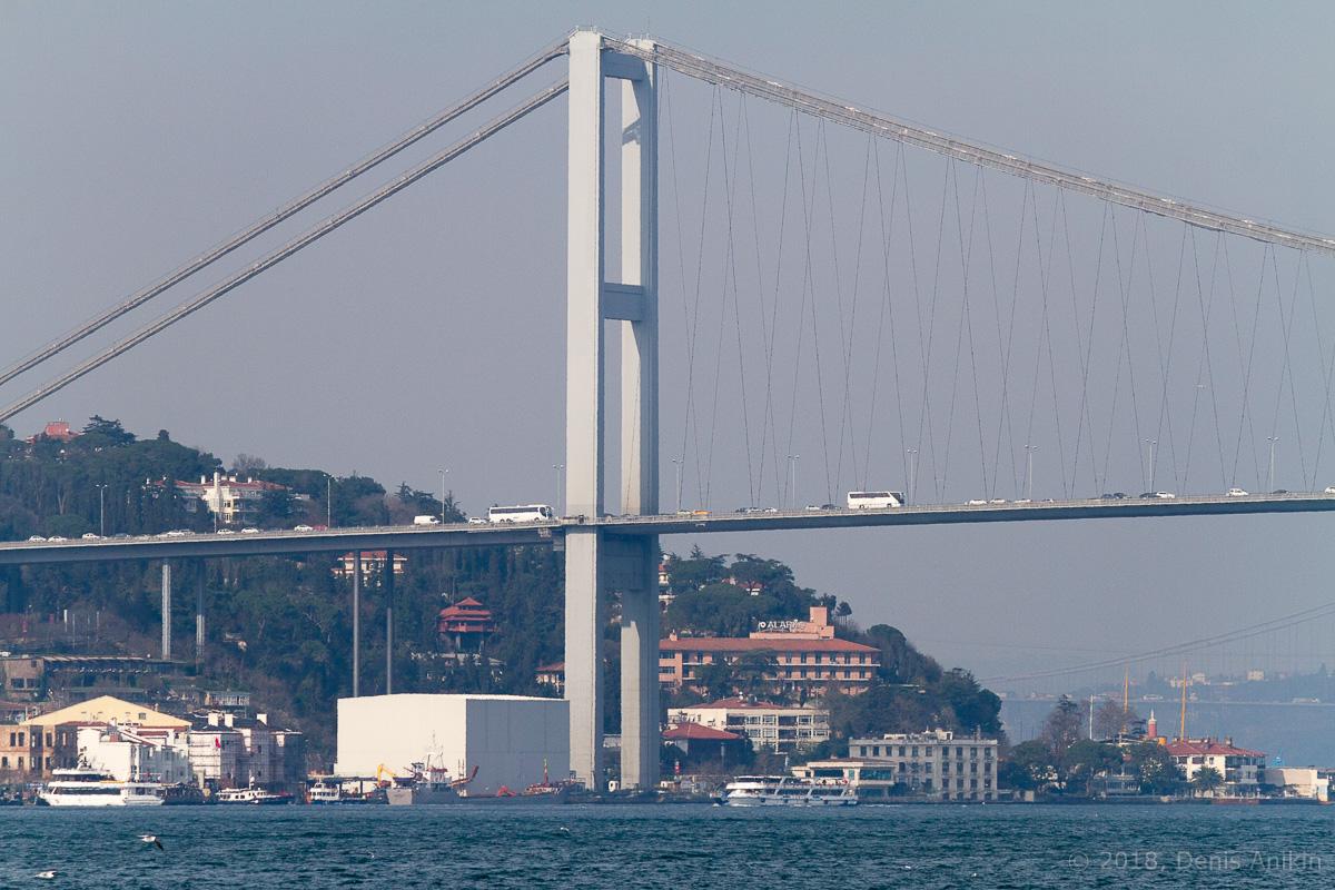 Босфорский мост фото 6