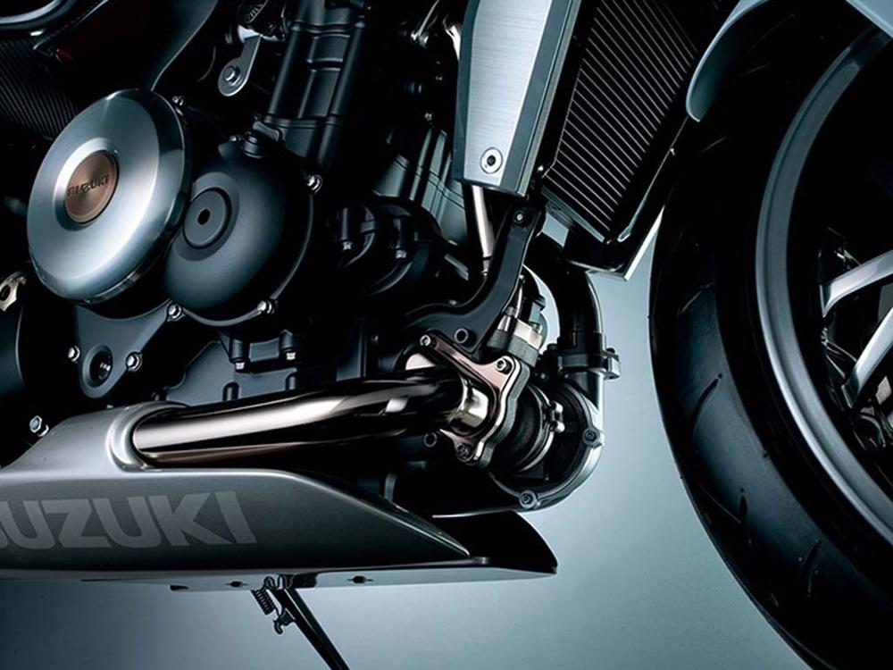 Слухи о новом турбомотоцикла Suzuki