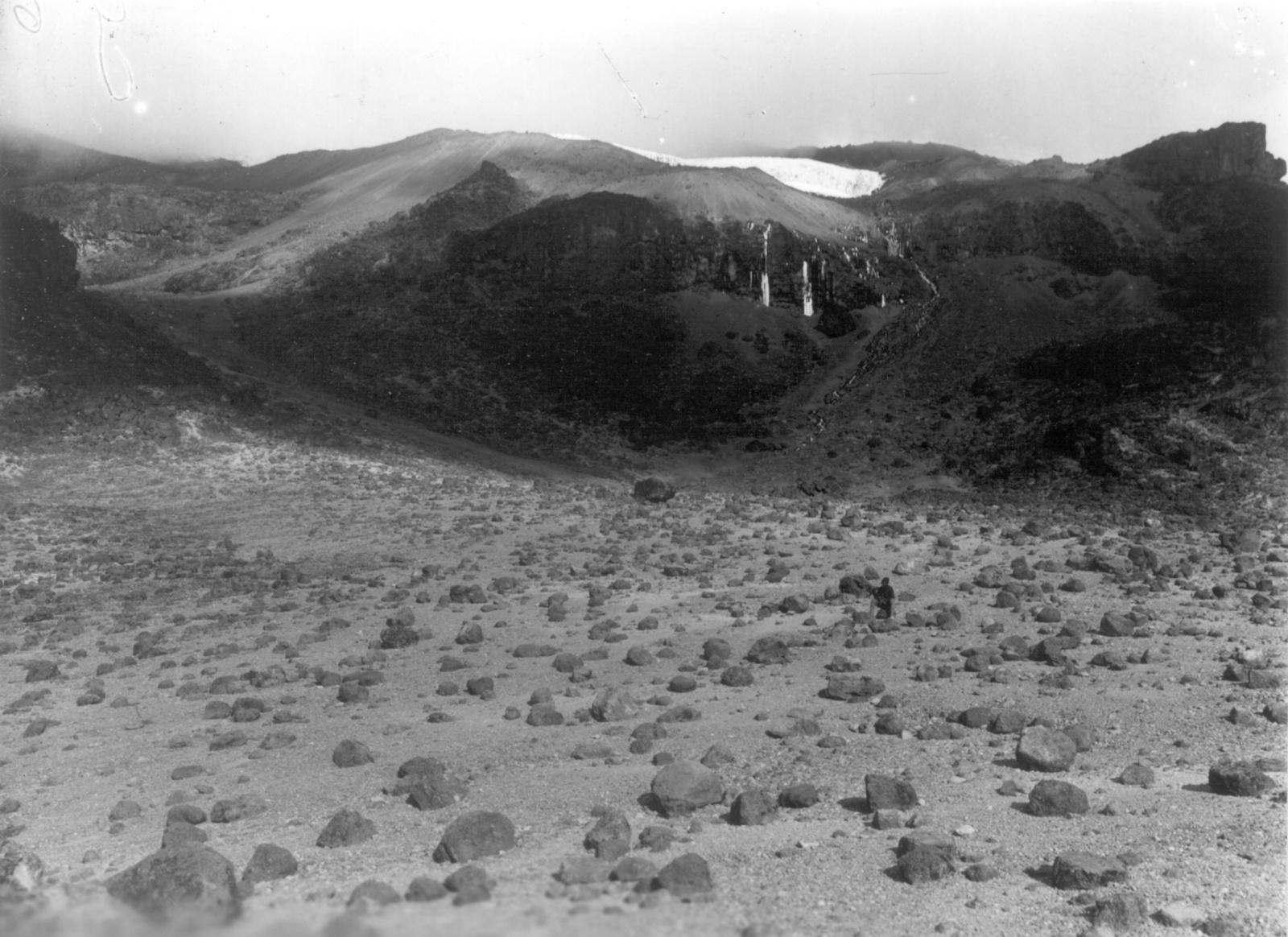 30. Килиманджаро. Западная сторона Кибо