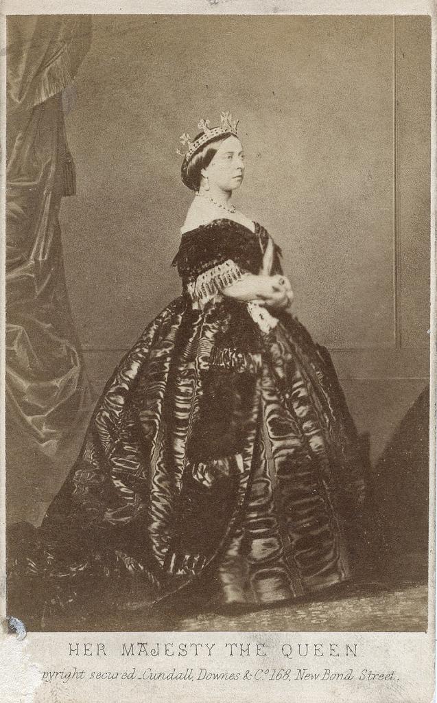1861. Королева Виктория, 14 ноября
