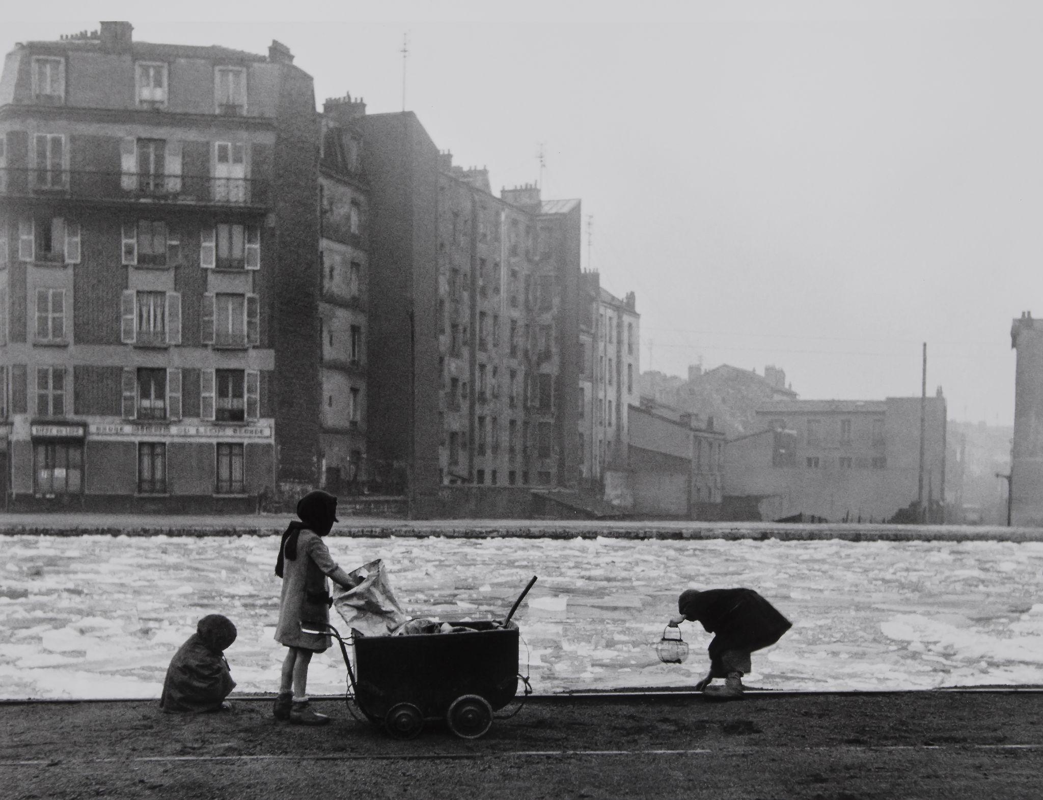 1945. Сборщики угля