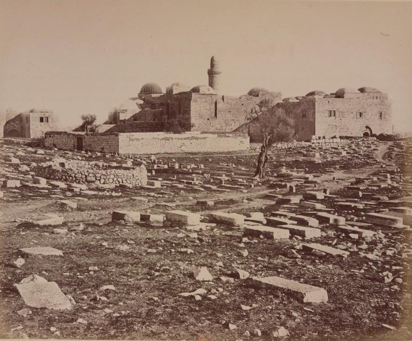 30. Иерусалим. Гробница Давида и место Последней Вечери