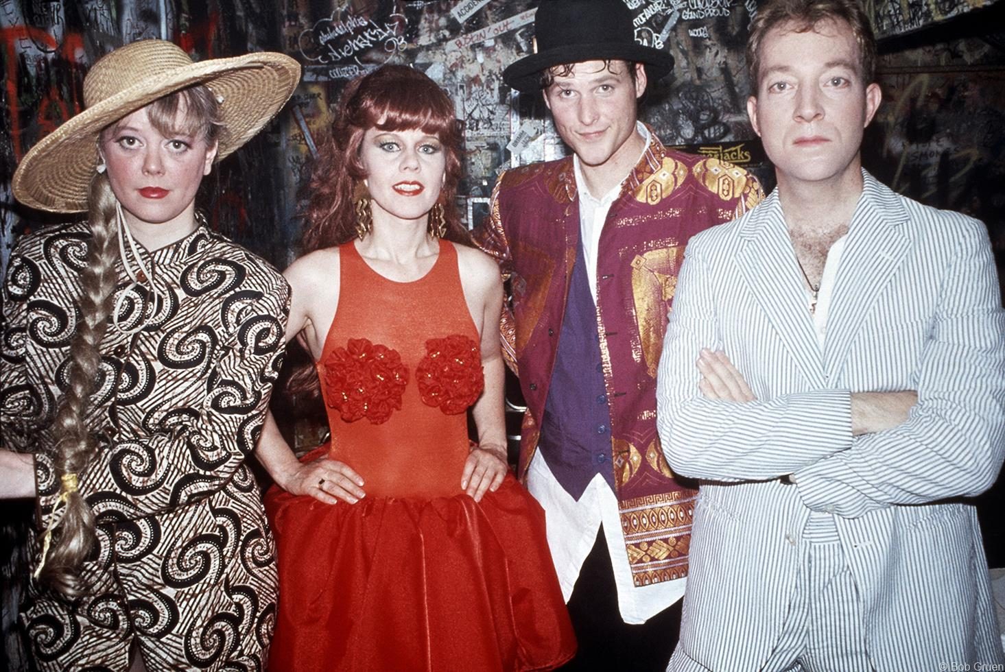 1989. «The B-52s»