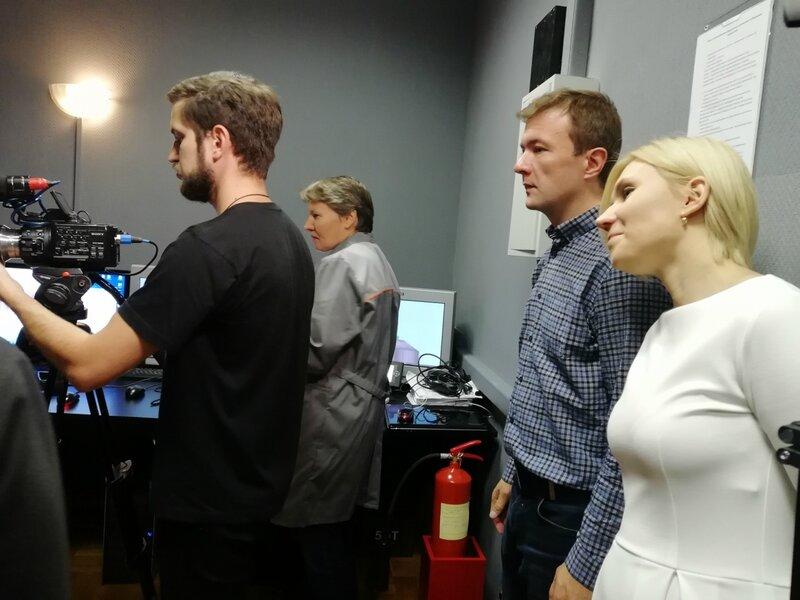 Телеканал Москва Доверия на факультете Психологии МГУ