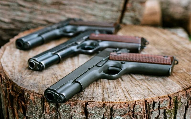 Легендарные пистолеты: от дедушки Кольта до советского ТТ