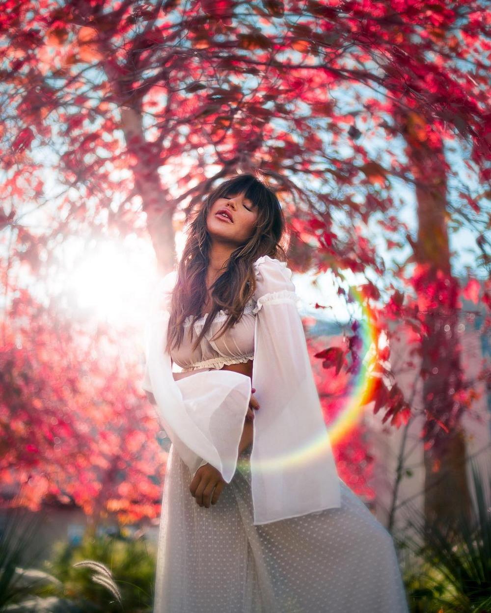 Красивые девушки на снимках Натаниэля Гердеса