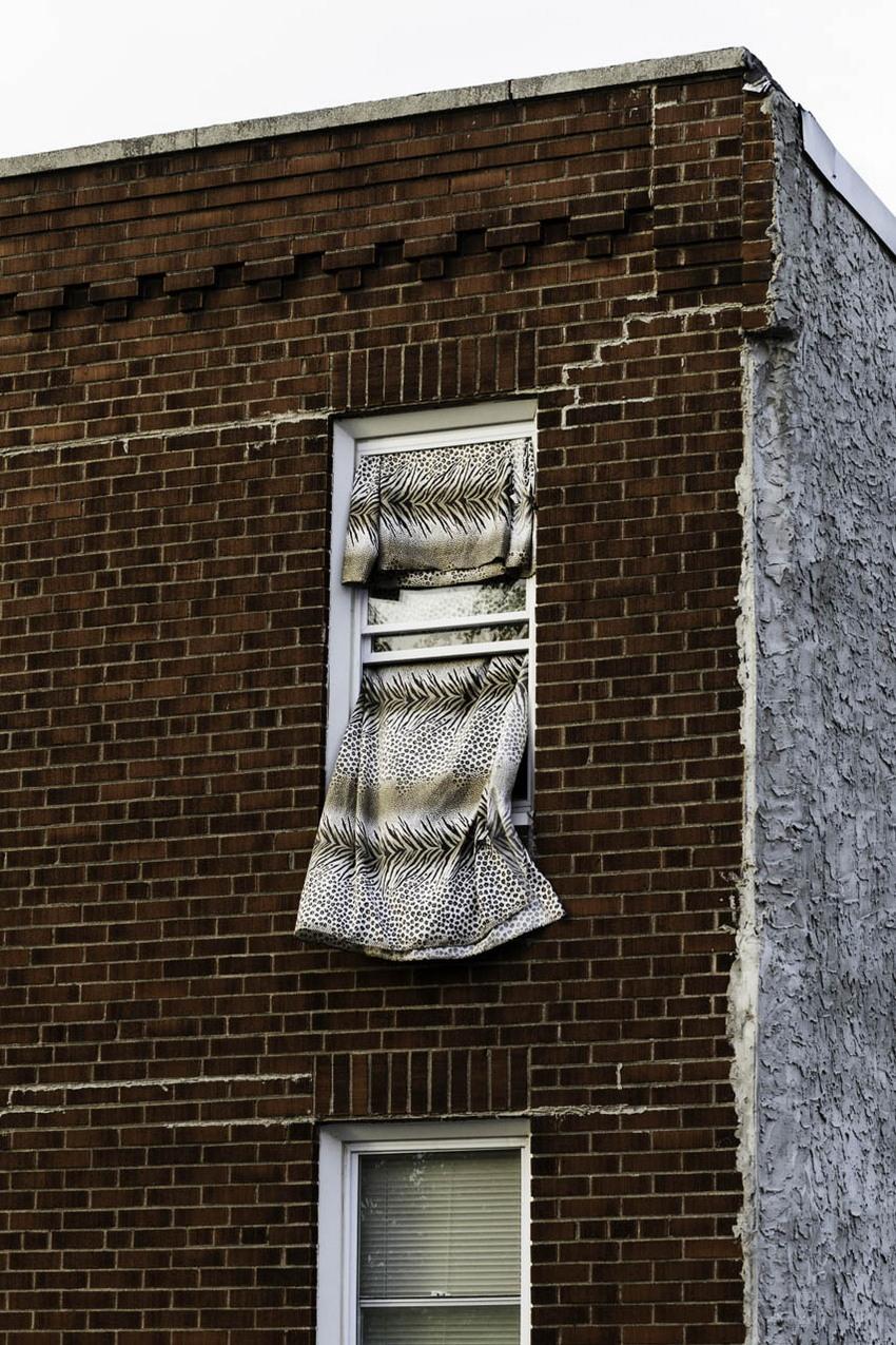 Район Кенсингтон на снимках Джордана Баумгартена