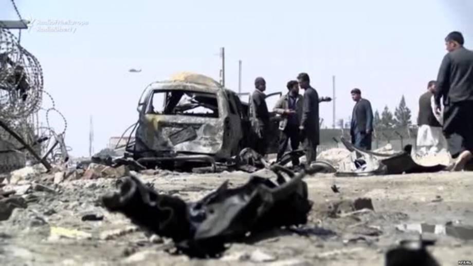 В Кабуле в результате теракта погибли по меньшей мере 26 человек