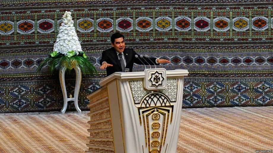 Президент Туркменистана назначил своего сына на должность в МИД