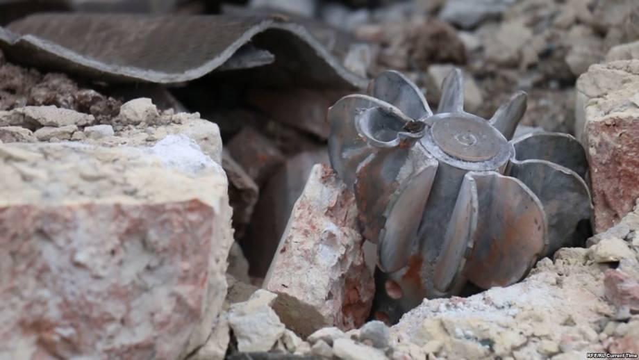 Минобороны: за время конфликта на Донбассе от мин погибли более 2,5 тысячи гражданских